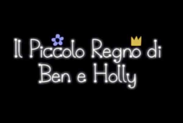 Doppiaggio Ben Holly