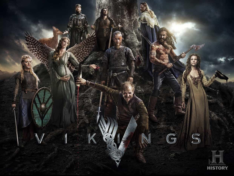 Doppiatori Vikings | Scheda – Sinossi – Crediti – Dub Card