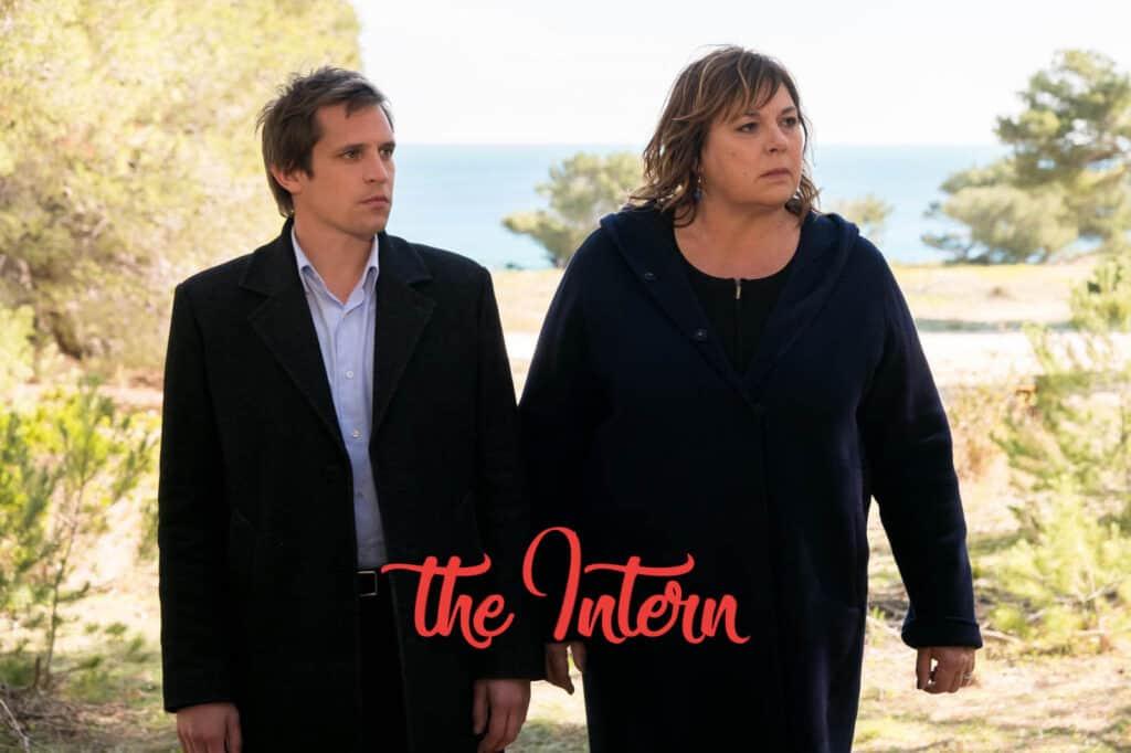 The Intern doppiatori