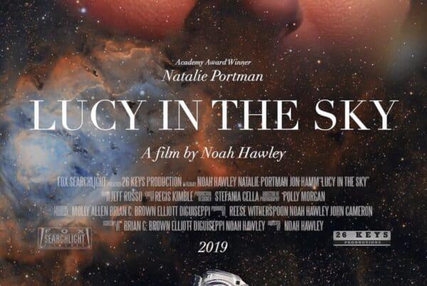 Lucy in the sky doppiaggio