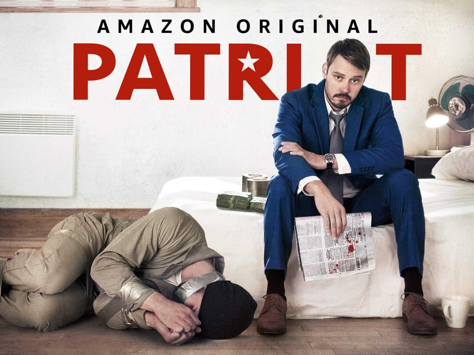 Doppiatori Patriot | Scheda – Sinossi – Crediti – Dub Card