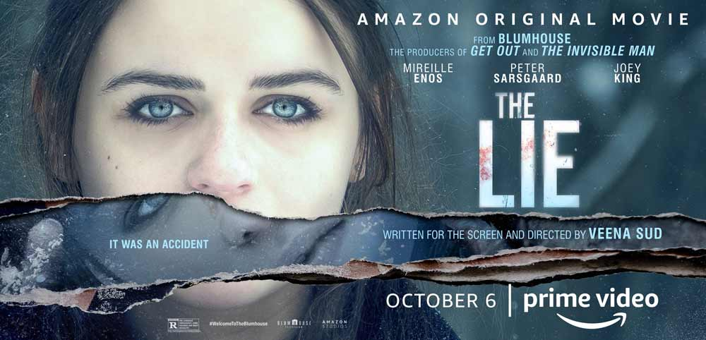 The Lie poster