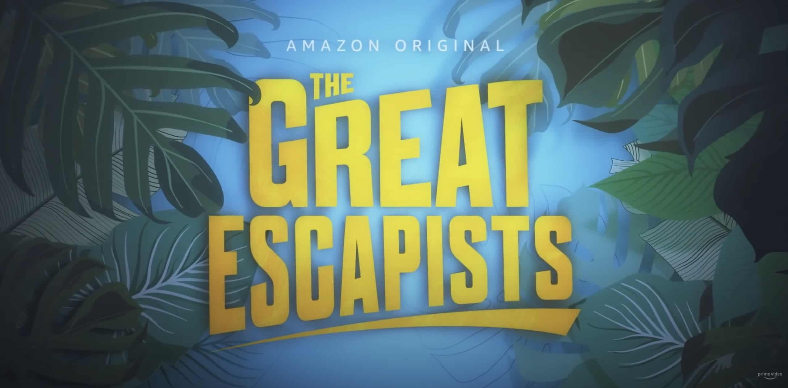 great escapists dubbing