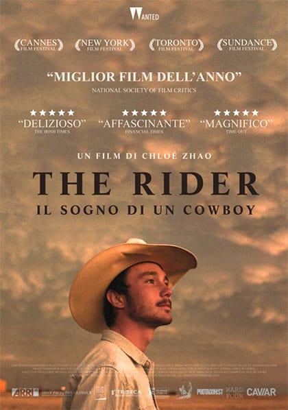 The Rider doppiaggio