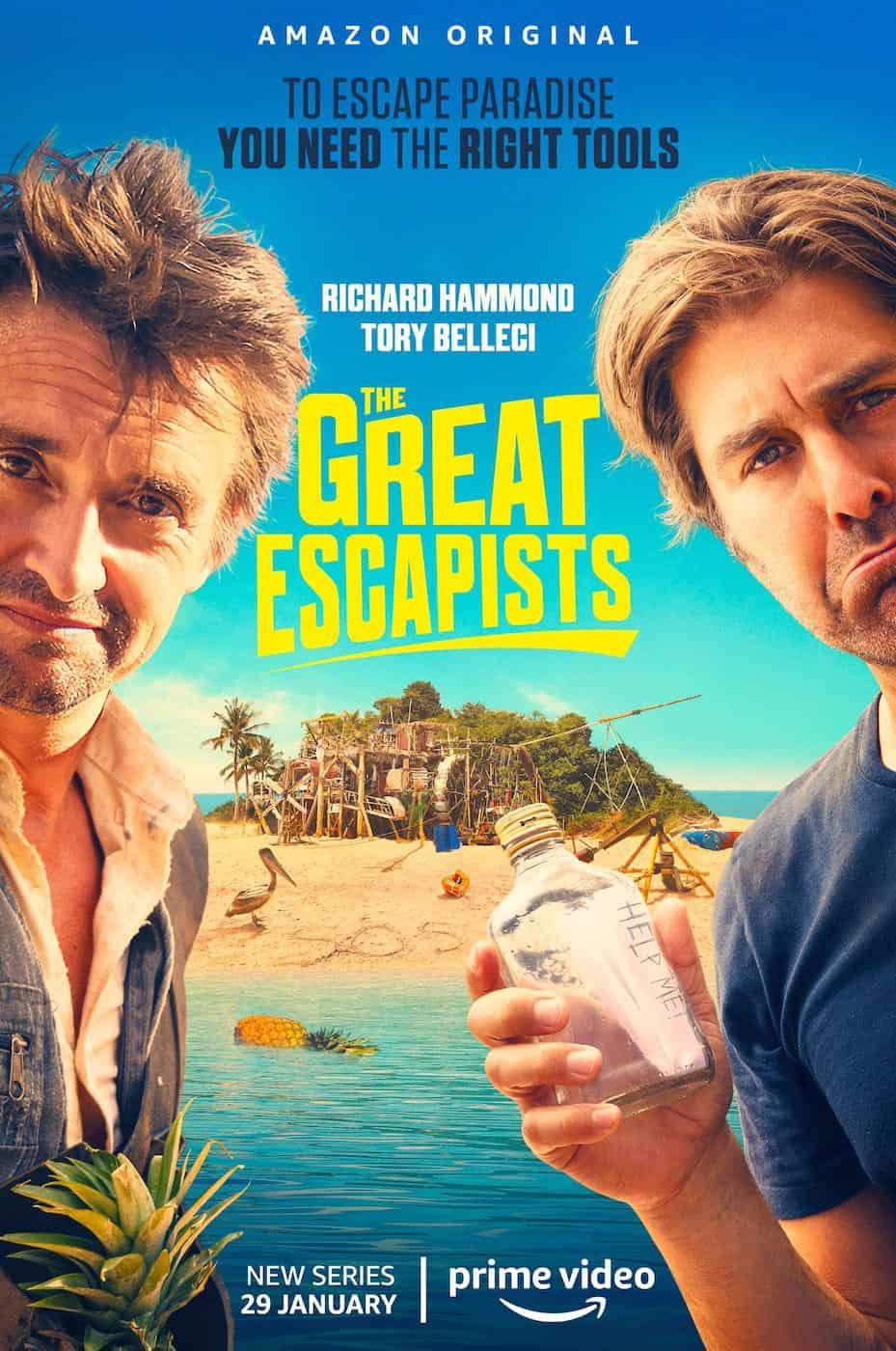 the great escapists doppiaggio
