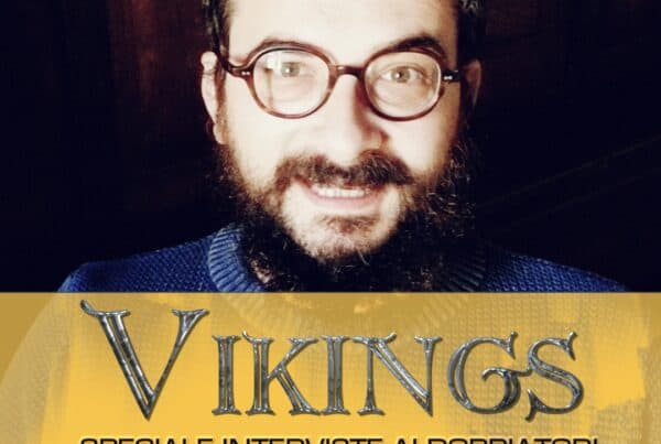 doppiatore floki vikings