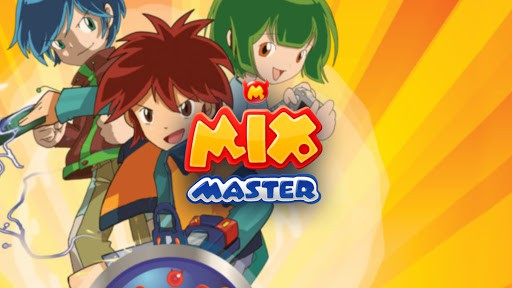 mix master doppiaggio