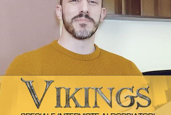 doppiatore aethelwulf Vikings