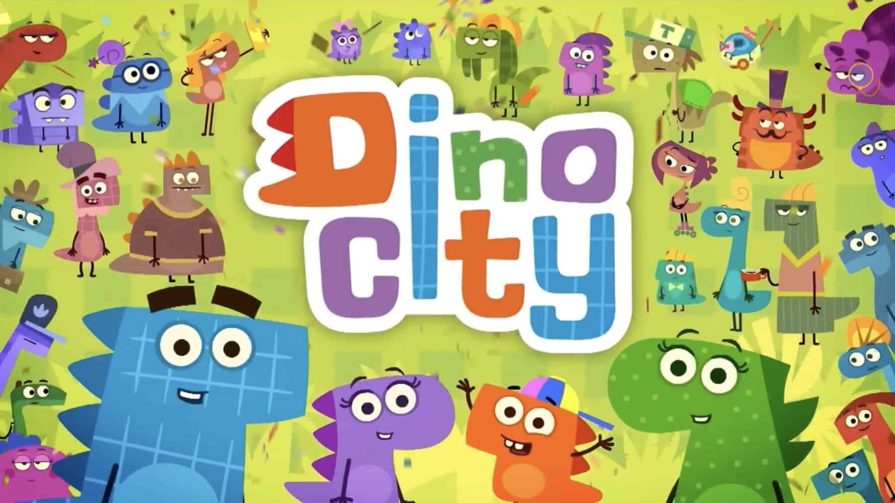 dino city dubbing
