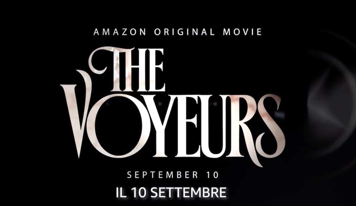 The Voyeurs italian dubbing
