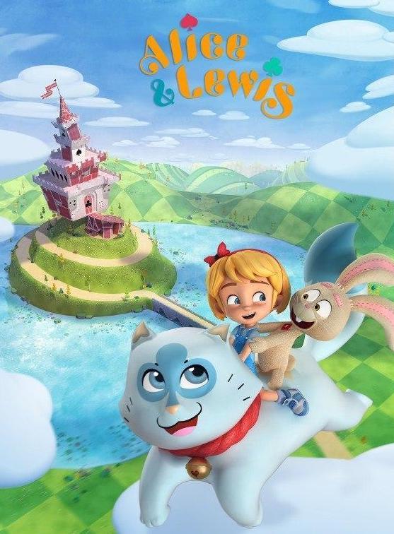 Alice & Lewis doppiaggio